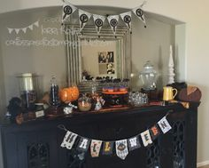 Halloween Decor :: C