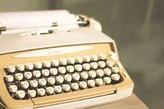 new typewriter!