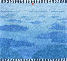 Sata ja yksi sininen, Jukka Vesterinen