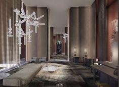 Corporate Interior Design, Corporate Interiors, Lobby Interior, Interior Architecture, Ballroom Design, Hotel Lobby Design, Public Hotel, Lobby Reception, Hotel Lounge