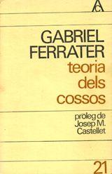 Teoria del cossos va ser publicat 1966 i es van fer 62 edicions d'aquests llibres.