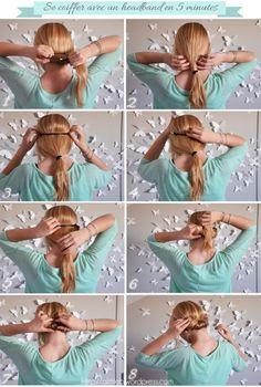 idée modèle coifure facile à faire pour femme 44 via http://ift.tt/2axo7TJ