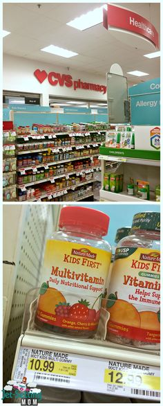 -Nature Made® KIDS FIRST® Multivitamin  are now at Target. #NatureMadeAtTarget…