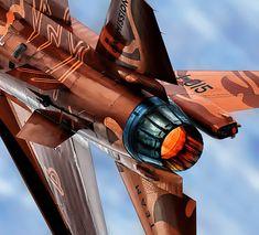 F-16 Dutch demoteam