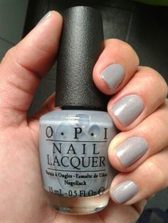 Azul - Gris - Lila by OPI