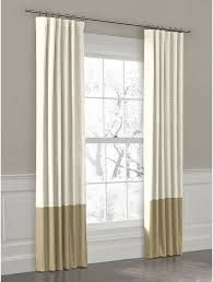 Perfect Two Tone Curtains