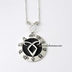 Can I haz it pweeeeeezzzzz? The Mortal Instruments: City of Bones angelic power rune Necklace