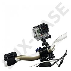 Motorsykkel ratt / sete feste - Tre-veis Justerbar Pivot Arm for GoPro HD Gopro Hd, Arms, Hero, Bike, Party, Bicycle, Bicycles, Weapons