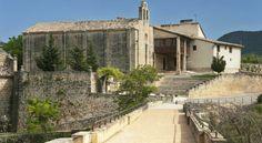 Hospedería Virgen de la Fuente   Peñarroya de Tastavíns   Teruel   Aragón   Spain