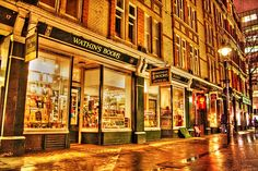 Watkins Books by clry2, via Flickr