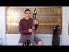 Two accessories for the Chapman Stick - YouTube
