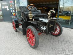 1907 Cadillac Model K Runabout