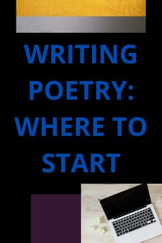 This blog post is designed for beginners. If you're interested in writing poetry, but have no idea where to begin, this is a good initial article for you to read. Hopefully, it will inspire and interest you. #writing #poems Writing Poetry, In Writing, Authors, Writers, Writer Tips, Poems, Inspire, Thoughts, Feelings