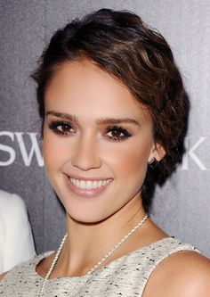 """""""Your makeup looks best when your teeth are at their whitest,"""" says beauty editor Jessica Prince, """"especially when wearing a nude lip color. Toothpastes containing hydrogen peroxide are a great option for removing surface stains quickly. Try using one twice a day while brushing."""""""