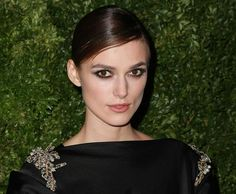 80 And More Updo Hairstyles For 2014: Keira Knightley Updos  #updos #hairstyles #updohairstyles