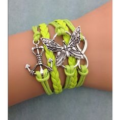 10pcs infinity bracelet,handmade bracelet,anchor and butterfly bracelet, charm bracelet,gift for frien 3098 mini order 10pcs