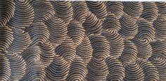 Sanddunes by Maureen Hudson Nampitjinpa Aboriginal Painting, Floor Cloth, Australian Art, Native Art, Art Paintings, Quilting Projects, Animal Print Rug, Circles, Ethnic