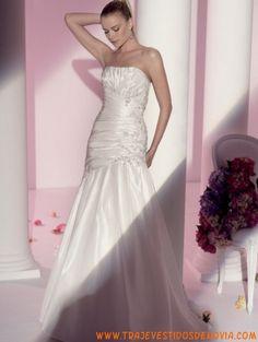5862  Vestido de Novia  Fara Sposa