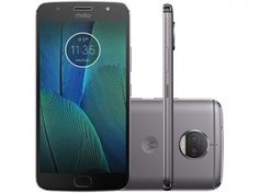 Smartphone Motorola Moto G5s Plus 32GB - Platinum Dual Chip 4G Câm. Duo 13MP + 13MP com as melhores condições você encontra no Magazine Dufrom. Confira!
