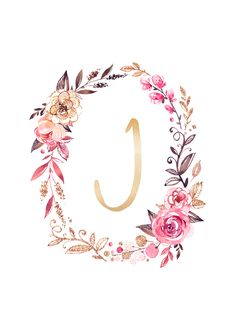 Letter J Wallpaper 52 Images Cute Letters, Floral Letters, Monogram Letters, Monogram Wallpaper, Alphabet Wallpaper, Cute Wallpaper Backgrounds, Cute Wallpapers, Iphone Wallpaper, Free Printable Art