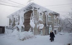 Oymyakon - The World's most-most coolest town| Photo: amoschapplephoto.com