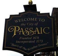 Welcome to the City of PASSAIC, NJ