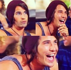 Ahh! it's Drew from Big Brother Australia 2013!!! - ⌘ www.pinterest.com/WhoLoves/TV-Shows ⌘ #TV #Television