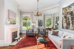 This stately home is filled with light, character and gorgeous architectural details. The home has been thoughtfully restored and upgraded. Architecture Details, Restoration, Real Estate, Interiors, Interior Design, House, Nest Design, Home Interior Design, Home