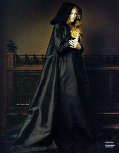 Witch Cottage:  #Witch #Cottage ~ Queen of the Renaissance | Vlada Roslyakova by Pierluigi Maco.