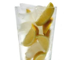 White Wine sangria brings life to any party. It's so easy to make too! 1 bottle of white wine, cut up fresh fruit, (limes, lemons, and oranges are good. Strawberries and raspberries too) and 7up/tonic water. Perfect for a sunny day.