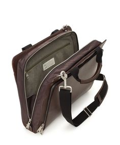 Jack Spade, a computer bag for the boys.
