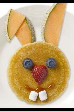For the little ones food ideas...