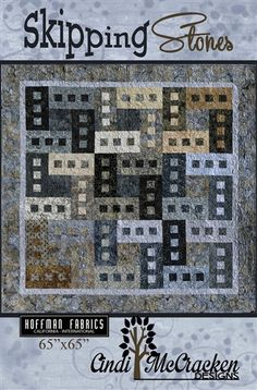 Canton Village Quilt Works | Skipping Stones Pattern