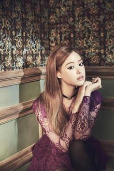Song Ji Eun (Secret) - Bobby Doll Concept Pics