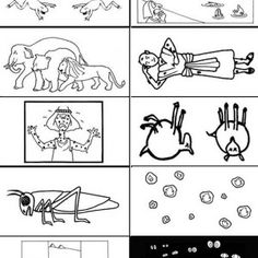 10 plagues ten plagues of egypt coloring pages for 10 plagues coloring pages