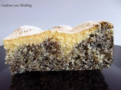 Topfen-Mohn-Kuchen