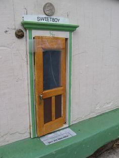 Jefferson Market fairy door