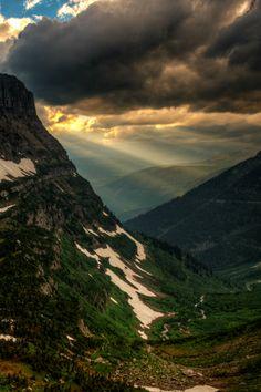 Glacier National ,Montana