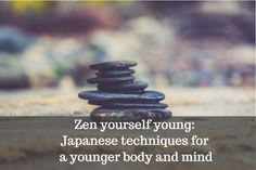 The answer to looking and feeling younger is to ditch the anti-wrinkle cream, forget daunting surgical procedures and turn to an ancient Japanese art developed over 1000 years ago Ancient Japanese Art, Pale Face, Zen, Beauty Soap, Anti Aging Treatments, Prevent Wrinkles, Best Anti Aging, 1000 Years, Anti Wrinkle