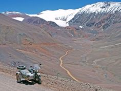 Paso Agua Negra was no different from the many other Andean mountain roads I'd ridden through in its unparalleled beauty and fantastic isolation. (An article on the area was featured in the April 2013 issue of Rider magazine.)