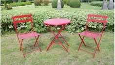 Furnishing your patio or backyard on a budget? We've got a few ideas.