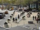 Whitehall Street Plaza- Free WiFi provided by the Alliance for Downtown NY