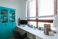 Mój dom, czyli jak się urządziłam – Dorota Szelągowska, Blog Doroty Szelągowskiej Inside Home, Teak, Corner Desk, House, Furniture, Home Decor, Blog, Corner Table, Decoration Home