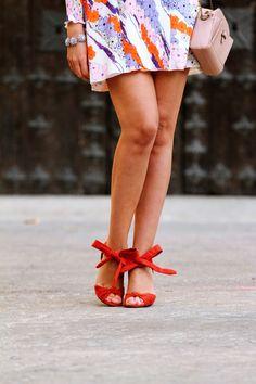 Teresa Quiroga - legs