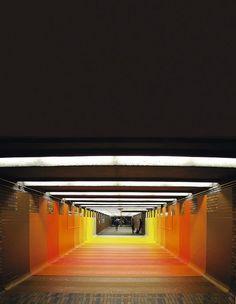 Metro Montreal, Of Montreal, Spaceship Interior, Futuristic Interior, Beijing Subway, Underground Cities, Space Projects, Parking Design, Urban Renewal