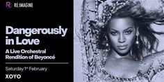 Dangerously In Love - A Live Orchestral Rendition of Beyonce Tickets, Sat 1 Feb 2020 at Beyonce Tickets, Angel Readings, Dangerous Love, Free Angel, 16 Year Old, Orchestra, It Cast, Live, London