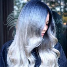 #KenraColor Shadow Root Melt developed by Kim Pham.    #Kenra #KenraColor…