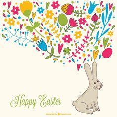Easter design vector Vector | Free Download
