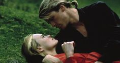super romantic - scene from The Princess Bride