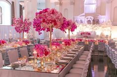 A vibrant @VibianaEvents wedding featured in @luxuryweddingandstyle. (Venue: @redbird | @vibianaevents / Food & Beverage: @nealfraser @tobinshea / Planning and Design: @AllureEventsAtelier / Flowers and Design: @CeliosDesign / Photography: @KatieBeverleyPhoto / Chairs: @ClassicParty / Napkins: @luxe_linen / Linen: @latavolalinen / Drapery and Furniture: @RevelryEventDesign / Cake @rafispastry / Tabletop Rentals: @fancy_tables)